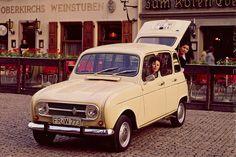 Renault 4 Export - 1967