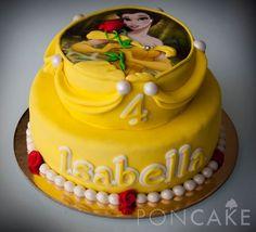 Bella Cake - Beauty and the Beast Cake - Torta de Bella - Torta de la Bella y la Bestia