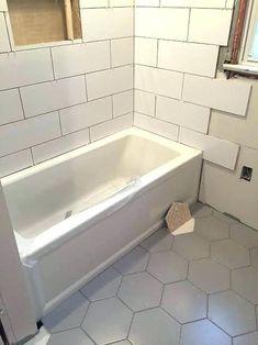 White tiles grey grout bathroom white floor tiles grey grout large white tiles for bathroom best . Grey Grout Bathroom, White Tiles Grey Grout, Large White Tiles, Large Tile Bathroom, White Tile Shower, Large Bathrooms, Bathroom Floor Tiles, Master Bathroom, Shower Tiles
