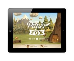 The Paper Fox Project