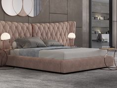 Nightstands, beds, side tables, cabinets or armchairs are some of the luxury bedroom furniture tips that you can find. Every detail matters when we are decorating our master bedroom, right? Apartment Master Bedroom, Master Bedroom Interior, Modern Master Bedroom, Minimalist Bedroom, Bedroom Sets, Home Decor Bedroom, Bedding Sets, Bedroom Small, Luxury Bedroom Furniture