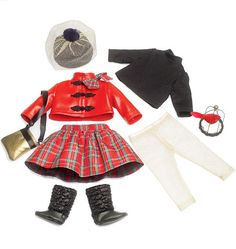 McCalls Clothes For 18 Doll-One Size OnlyMcCalls Clothes For 18 Doll-One Size Only,