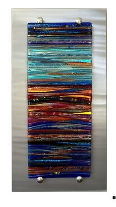 >>Find more information on painting websites. Check the webpage for more information~~~~~~ The web presence is worth checking out. Glass Wall Art, Fused Glass Art, Stained Glass Art, Mosaic Art, Mosaic Glass, Glass Fusion Ideas, Glass Fusing Projects, Panel Art, Glass Design