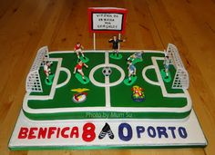 Benfica x Porto - Setembro 2011 http://onecakeout.blogspot.pt/2011/09/benfica-x-porto.html