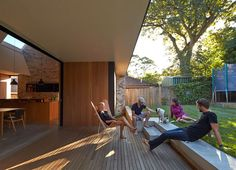 Sydney House by Andrew Burges » Design You Trust. Design, Culture & Society.