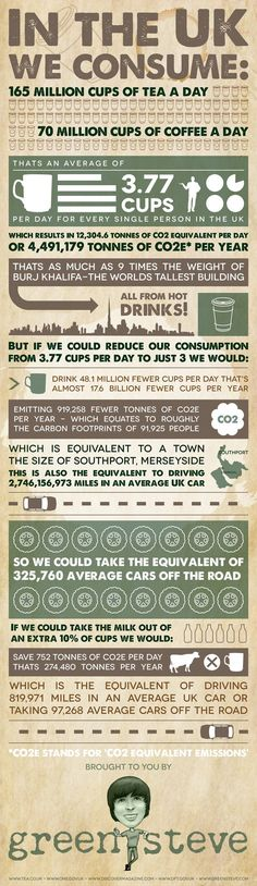 Small Changes to have Big Carbon Savings Infographic