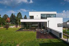 Dieses Dresdner Passivhaus wird nicht auf herkömmliche Weise…