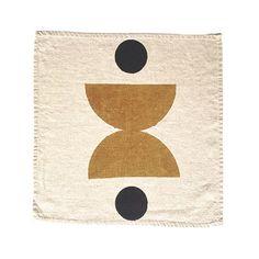 block print own napkins Outdoor Dinner Parties, Heath Ceramics, Silk Art, Geometric Art, Geometric Patterns, Minimalist Art, Fabric Painting, New Wall, Print Patterns