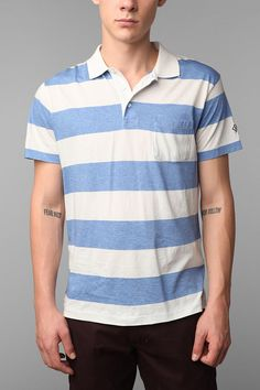 SHIRTS/BLOUSES/TOPS: Polo Shirt