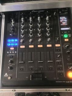2x pioneer CDJ 900  pioneer mixer djm 900 Nexus
