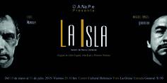 Reestreno, 15 de mayo, 2015, Centro Cultural Helénico, Foro la Gruta, 20:30 hrs.