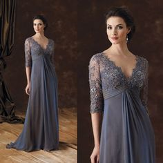 Cheap dress massage, Buy Quality dress up shoes for men directly from China dress women Suppliers:	 Welcome To Yuefei Bridals	Elegant lace appliqued half sleeves chiffon mother of the bride dresses		* How to