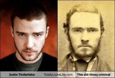 Celebrity Dopplegangers – Famous People That Lived in the Past                    &…