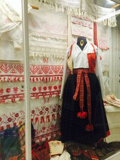 Swedish folk costume from Delsbo. Folk Costume, Costumes, Sweden, Scandinavian, Embroidery, Traditional, Google, Inspiration, Clothes