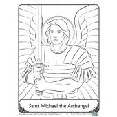 guardian angel prayer coloring pages   Click Children Are Protected by Guardian Angel Coloring ...