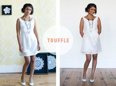 colette patterns truffle dress - Google Search