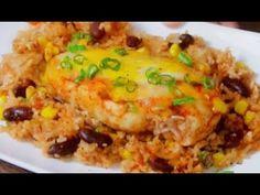 Chili con Carne Auflauf Rezept mit Hähnchen ist die perfekte Mahlzeit für wenig Abwasch.