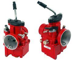 Dellorto VHST 28mm BS RED Racing Carburetor [D0-9381] : Dellorto ...