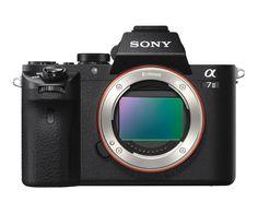 a7 II Full-frame Mirrorless Camera