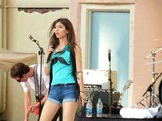 Victoria Justice - Performing at Busch Gardens Williamsburg