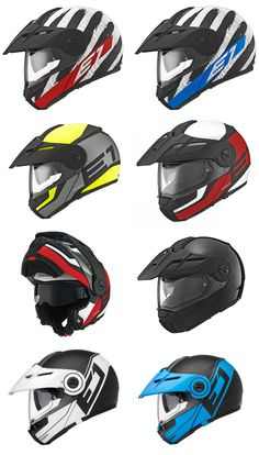 Schuberth E1 Motorcycle Helmets