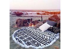 Zo wordt picknicken aan zee nog romantischer - JaniTV