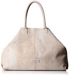 Women's Shoulder Bags - Liebeskind Berlin Chelsea Snake Egg White *** You can get additional details at the image link.