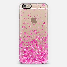Pink Party Confetti   Casetify