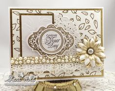 Celebrate Your Day card designed by Sheri Holt