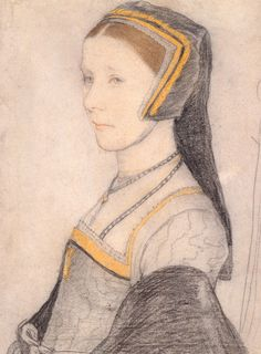 Hans Holbein the Younger (Anne Cresacre)
