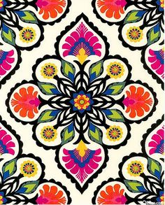 An entry from the sweet simple life beautiful patterns, pretty patterns, color patterns,