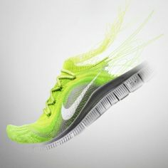 Nike Free Flyknit | Possibly one of the most revolutionary shoe design in recent times from Nike