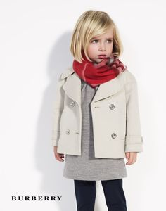 Me and my future daughter will so match ..Burberry!