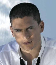 Wentworth Miller. why you gotta be gay, Wentworth??