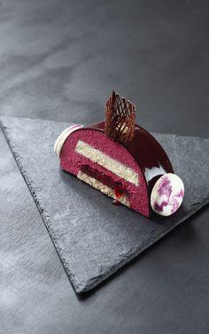 Cake Recipes, Dessert Recipes, Thai Dessert, Beautiful Desserts, Mouse Cake, Dream Cake, Little Cakes, Cute Cakes, Afternoon Tea