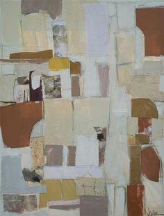 Lenox Hill by Susan Washington - mixed media artwork   UGallery
