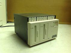 Amdek Floppy Amdisk III 3 Disk Drive Floppy Dual