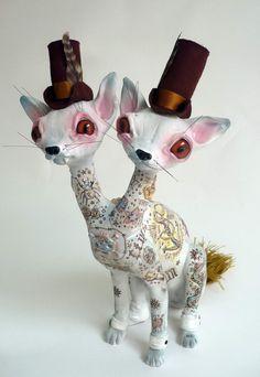 Elizabeth McGrath -Two-Headed Cat