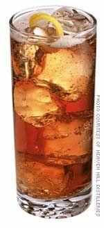 Bourbon Swizzle #alittlethoughtforfood