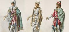 I recently stumbled upon some interesting sketches of Armenian costumes from the 2nd to 3rd century AD. These sketches by Eugène Lacoste (from 1877-1878) depict ancient Armenian costumes, for usage in theaters for the opera about Saint Polyeuctus. Polyeuctus according Christian tradition was an ancient Roman saint who lived in the early 3rd century AD. Christian tradition states that he was a …