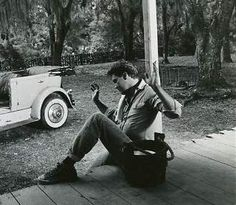 """Elvis Presley - on location in Florida filming movie # 9, """"Follow That Dream,"""" summer 1961 