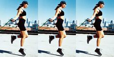 Jump Rope Workout Tips - Celebrity Trainer Mark Jenkins Designs a Jump Rope Exercise