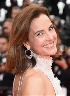 cannes 2014 carole bouquet cest 100 chanel httpfashions - Carole Bouquet Mariage 1991
