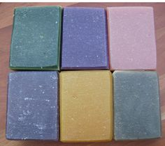 herbal infusions for both colors and scents - recent results - Soap Making Forum