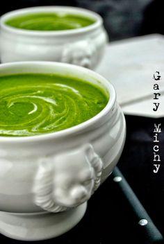 Gary Michy: Krem z brokułów