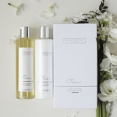Buy Flowers Bath & Body Gift Set - from The White Company
