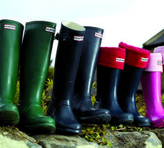 Hunter Boots | Our Guide to Hunter Wellies