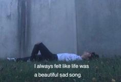 Image shared by ella. Find images and videos about quotes, grunge and life on We Heart It - the app to get lost in what you love. Tumblr Quotes, Bts Quotes, Mood Quotes, Brainy Quotes, Movies Quotes, Film Quotes, Grunge Quotes, Saddest Songs, Pretty Words