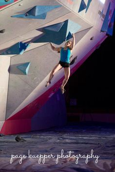 www.boulderingonline.pl Rock climbing and bouldering pictures and news Alex Puccio wins ABS
