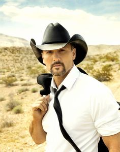 Tim McGraw...... Yum